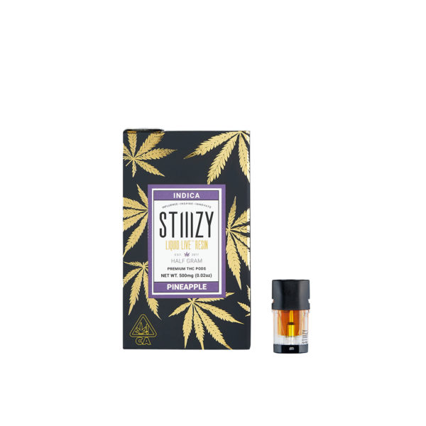 Buy Stiiizy Pineapple Express Dank Vape Carts Online