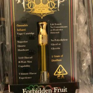 Forbidden Fruit Brass Knuckles For Sale
